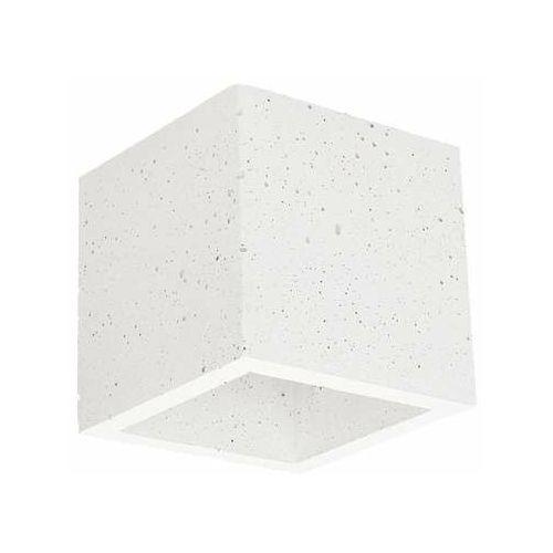 Spot Light Block 2255137 kinkiet lampa ścienna 1x28W G9 biały