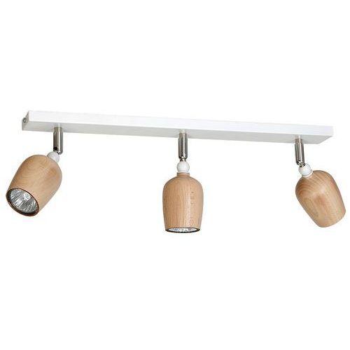 Alf I lampa sufitowa (spot) 3-punktowa biała 934PL/E/ czarna 934PL/E1 (5904798645212)