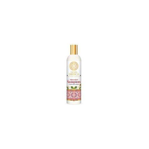 loves latvia, odbudowujący szampon do włosów farbowanych, 400ml wyprodukowany przez Natura siberica
