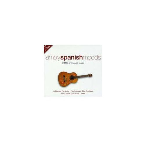 Union square music Simply spanish moods (0698458025227)