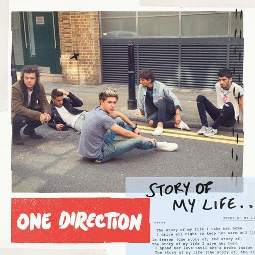 Story Of My Life (0888430041622)