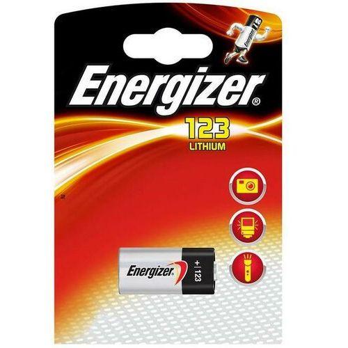 Bateria Energizer CR123 - Specjalistyczna, 7638900052008