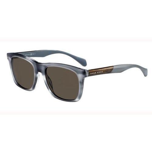 Okulary słoneczne boss 0911/s polarized 1jx/sp marki Boss by hugo boss