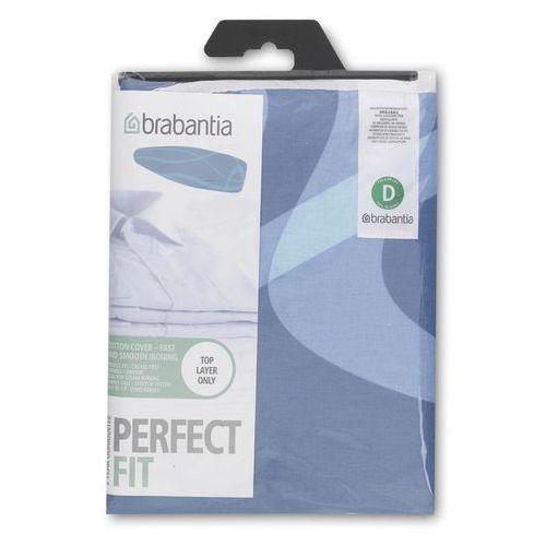 Brabantia - Pokrowiec na deskę do prasowania 135 x 45cm - pianka 2mm - Swirl, kup u jednego z partnerów