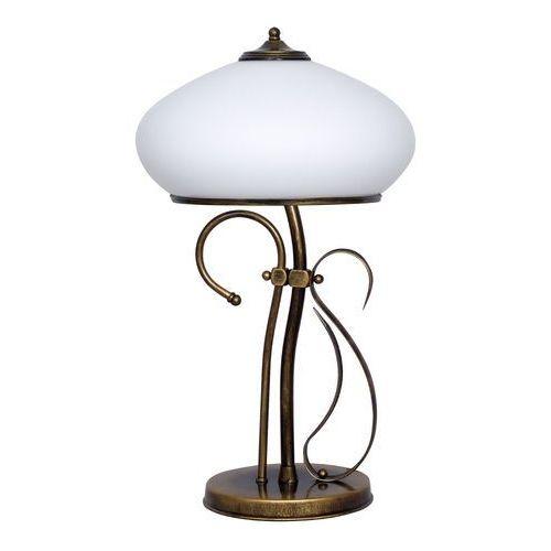 Aldex Patyna viii lampka stołowa 2-punktowa 493b1