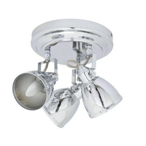 Plafon Nowodvorski Thelon 5661 lampa sufitowa 3x40W E14 chrom (5903139566193)