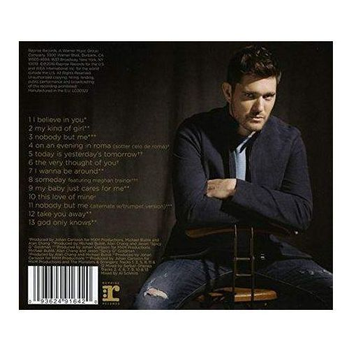 Nobody But Me [deluxe Edition] - Michael Buble (Płyta CD) (0093624916420)