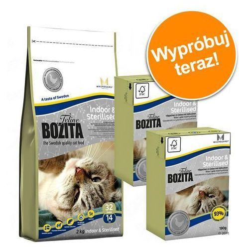 adult outdoor & active - karma dla kotów aktywnych, 400 g marki Bozita