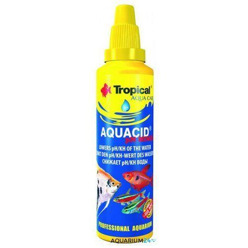 TROPICAL Aquacid ph minus butelka 30 ml- RÓB ZAKUPY I ZBIERAJ PUNKTY PAYBACK - DARMOWA WYSYŁKA OD 99 ZŁ