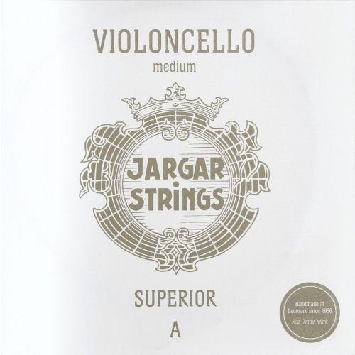 Jargar (638891) struna do wiolonczeli - A ′′Superior′′ - Medium