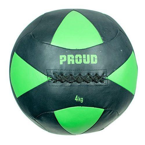 Piłka lekarska Proud Training Medicine Ball - 4kg - TSR