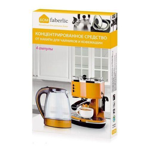 Faberlic - Skoncentrowany środek do odkamieniania czajników i ekspresów do kawy art.11259, 01330
