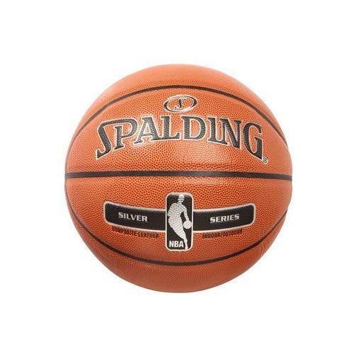 Spalding NBA SILVER Piłka do koszykówki orange