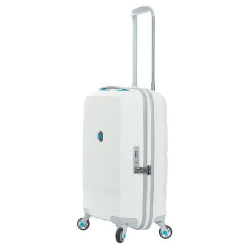 Bg berlin zip2 walizka mała kabinowa 20/55 cm / lounge white - lounge white