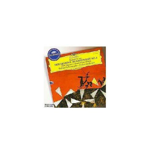 Don Quichotte / Horn Concerto: No. 2 (0028945772523)