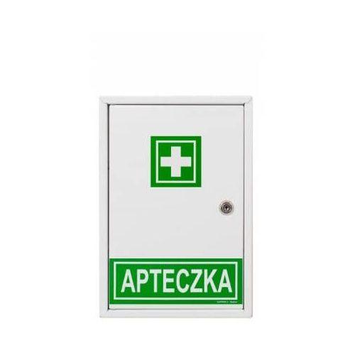 Apteczka szafkowa metalowa typ p30 marki Boxmet medical