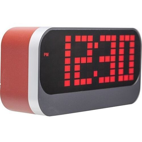 Budzik Loud Alarm czerwony