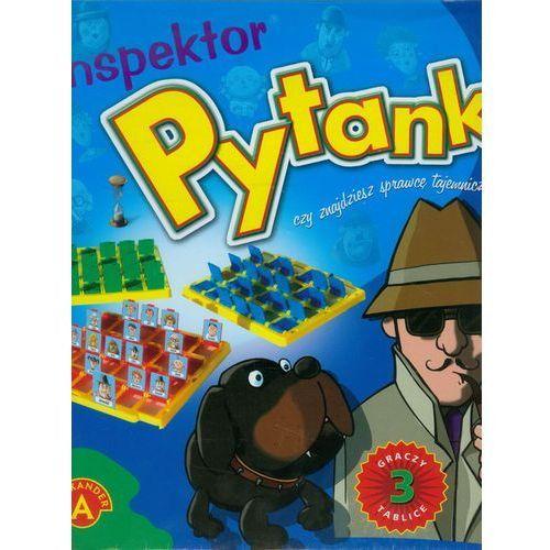 Inspektor Pytanko Gra rodzinna (5906018003505)