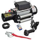 vidaXL Wyciągarka elektryczna, udźwig: 5909 kg, silnik: 12V.