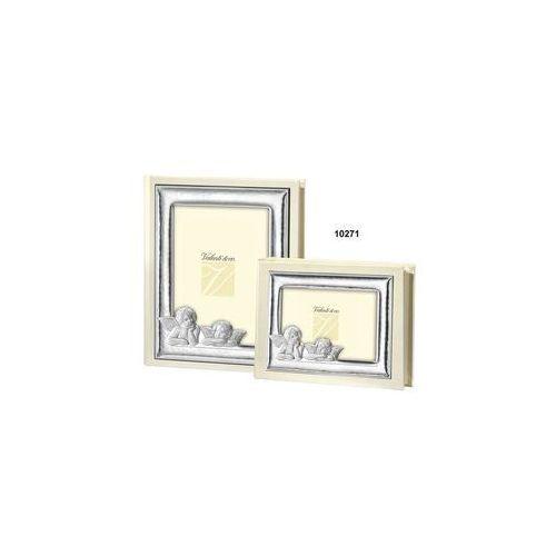 Valenti & co Album na zdjęcia w białej oprawie aniołki rafaela - (v#10271)