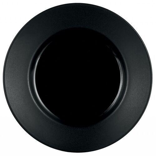 Fine dine Talerz olea black | śr. 285x(h)30 mm