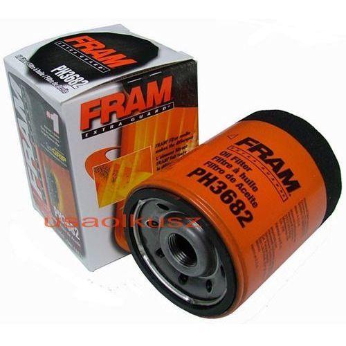 Filtr oleju silnika infiniti q45 1990-1996 marki Fram