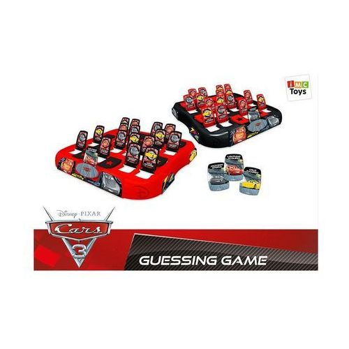 Gra Zgadnij Kto Cars 3 - IMC Toys