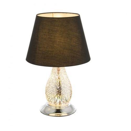 Globo elias lampa stołowa chrom, 2-punktowe - nowoczesny - obszar wewnętrzny - elias - czas dostawy: od 6-10 dni roboczych marki Globo lighting