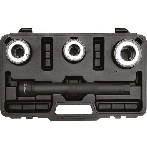 Zestaw kluczy do drążków kierowniczych 4cz / YT-06155 / YATO - ZYSKAJ RABAT 30 ZŁ