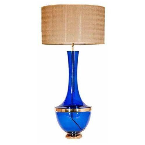 4 concepts troya sapphire l232271317 lampa stojąca podłogowa 1x60w e27 złoty marki 4concepts