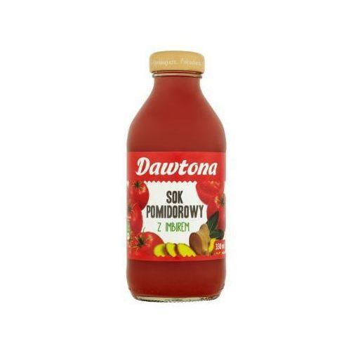 Sok pomidorowy z imbirem 330 ml marki Dawtona