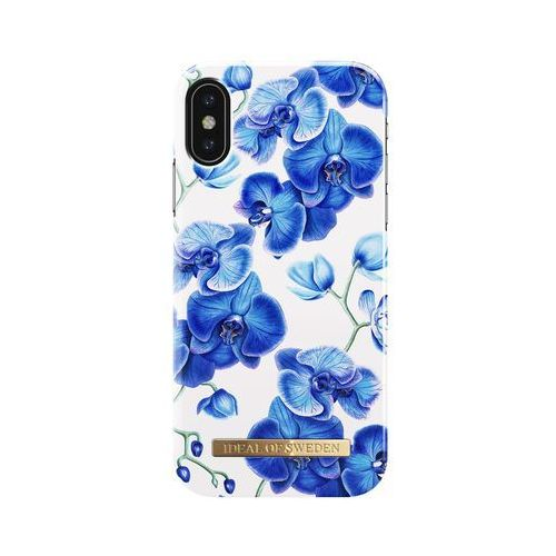 iDeal Fashion Case iPhone X/Xs (baby blue orchid), kolor niebieski