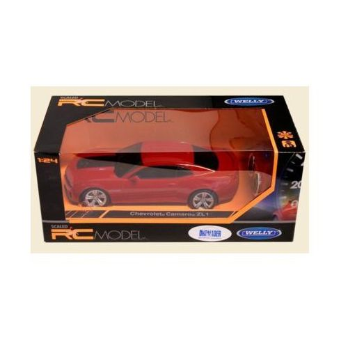 Samochód na radio Chevrolet Camaro ZL1 - DARMOWA DOSTAWA OD 199 ZŁ!!!