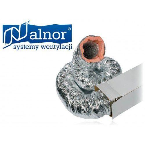 Przewód elastyczny izolowany (10mb) 127mm 250°c (alsd-3-125) wyprodukowany przez Alnor