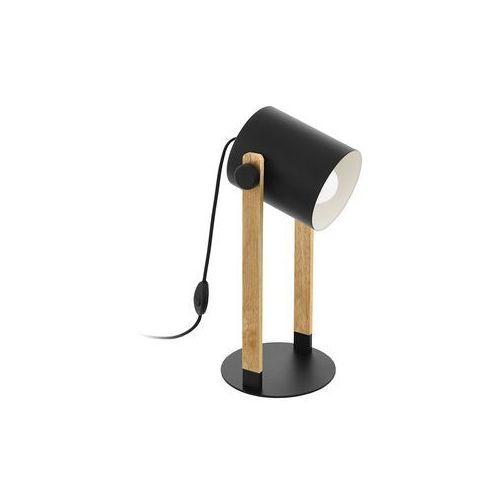 Eglo 43047 - lampa stołowa hornwood 1xe27/28w/230v (9002759430474)