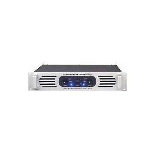 p-1600 silver wzmacniacz mocy wyprodukowany przez Dap audio