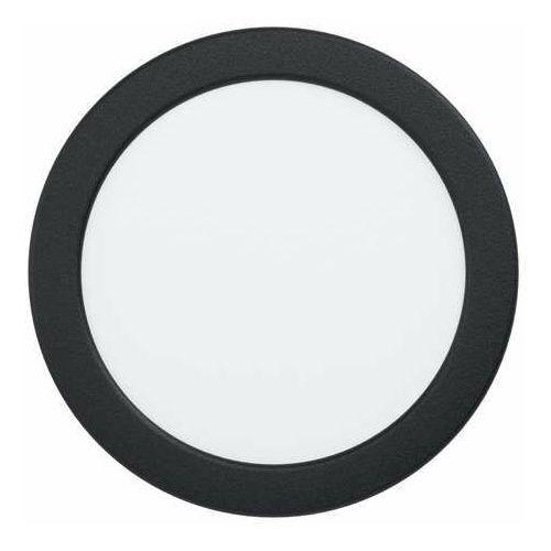 Eglo Fueva 5 99214 plafon lampa sufitowa 1x10.5W LED czarny, kolor Czarny
