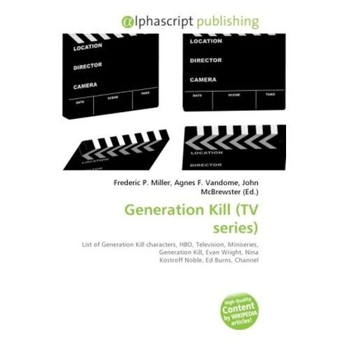 Generation Kill (TV series)