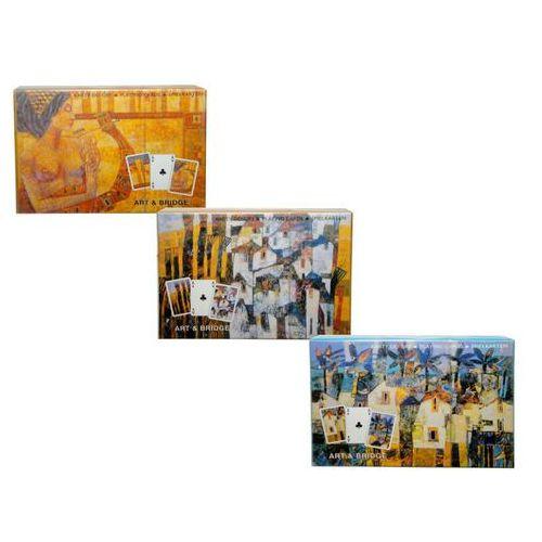 Karty TREFL Karty Art Bridge 15901 (5904262159016)