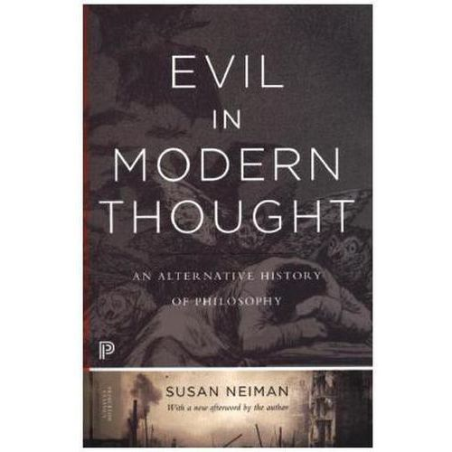 Evil In Modern Thought (9780691168500)