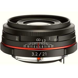 Pentax HD DA 21mm f/3.2 AL Limited (czarny) - produkt w magazynie - szybka wysyłka!