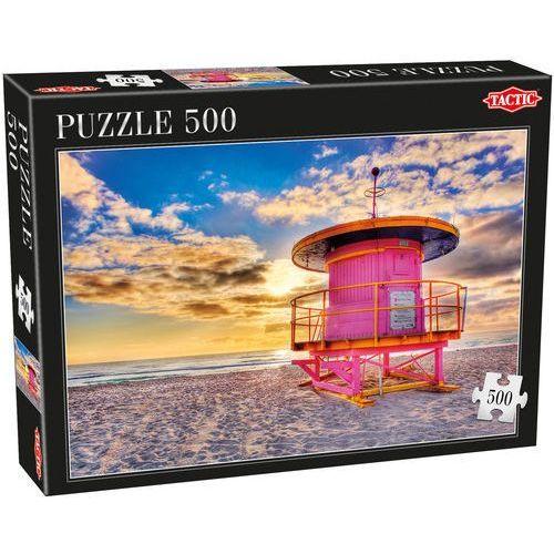Tactic Miami puzzle 500 elementów