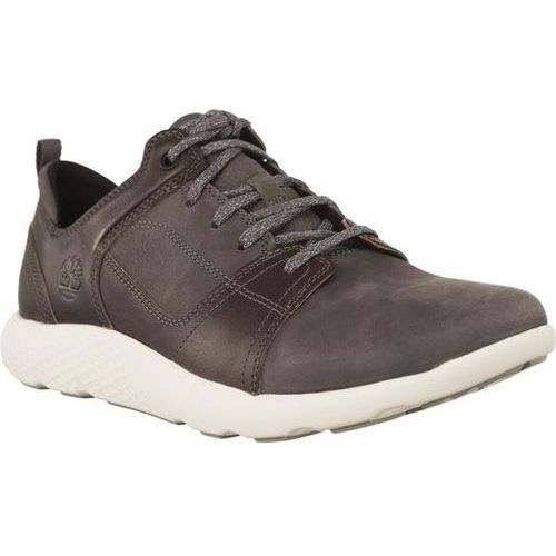 Timberland Buty flyroam leather oxford forged iron - sneakersy męskie - brązowy