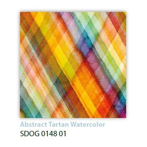 Serwetki 33 x 33 cm SDOG 014801 Tęczowa kraina