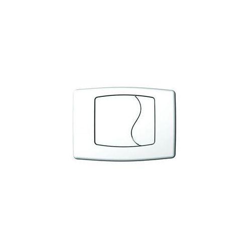 Kk-pol Przycisk spłukujący do stelaża foka biały