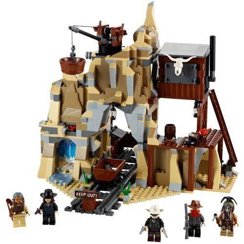 Lego LONE RANGER Strzelanina w kopalni 79110
