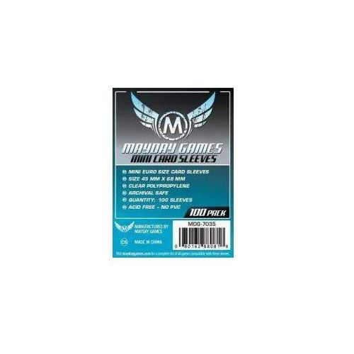 Mayday games Koszulki mini euro 45x68 (100szt) mayday (0080162880818)