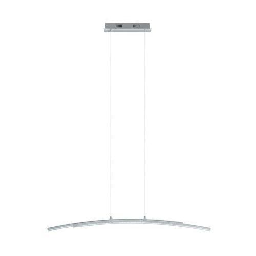 Eglo Lampa wisząca pertini 96096 zwis 2x10,8w led chrom (9002759960964)
