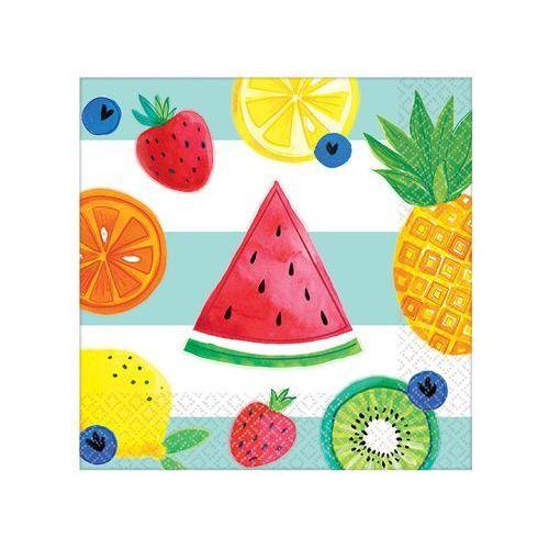 Amscan Serwetki lato soczyste owoce 16szt