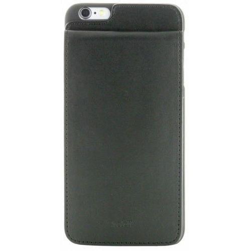 etui flipcase magnes 5 kart iphone 6/6s plus czarne darmowa dostawa do 400 salonów !! od producenta Holdit